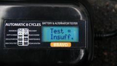 Come salvare la batteria. Il mantenitore di carica Forelettronica Battery Controller Bravo 900 - Immagine: 7