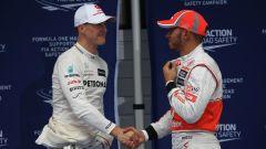 Quiz F1: Lewis Hamilton vs Michael Schumacher, il gioco