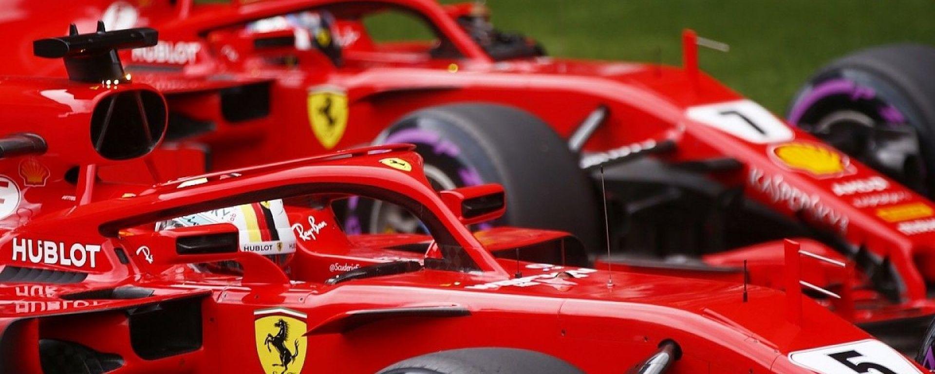 Formula 1 2018: tutti i confronti tra compagni di squadra