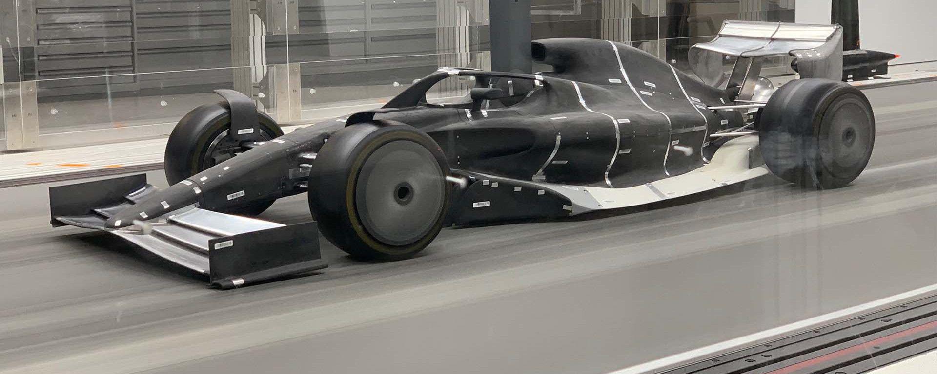 Formula 1 2021 Concept Car