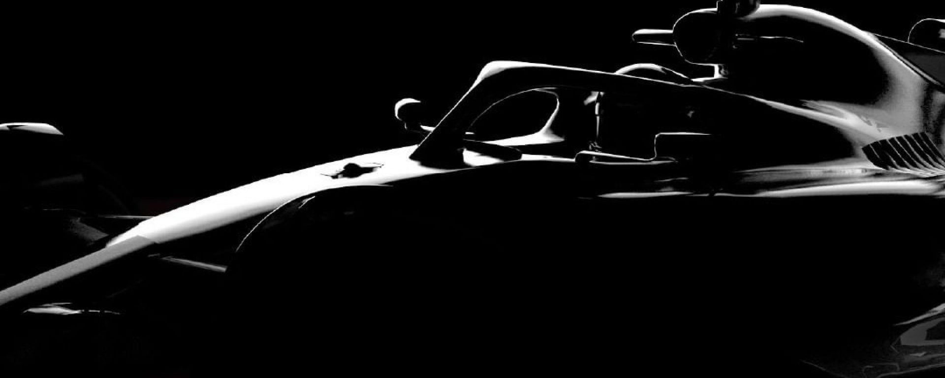 La nuova era della F1: si svelano le auto 2022 - Video streaming