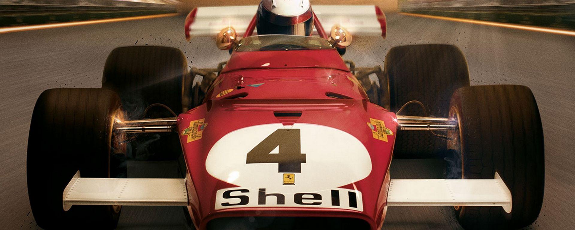 Formula 1: arriva il film sulla Ferrari 312B