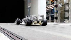 F1: prime foto e video di una monoposto 2021 - Immagine: 1
