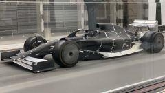 F1: prime foto e video di una monoposto 2021 - Immagine: 3