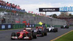 Formula 1, GP Australia 2016: Fuoco alle polveri. - Immagine: 15