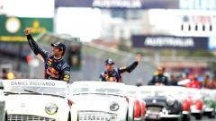 Formula 1, GP Australia 2016: Fuoco alle polveri. - Immagine: 18