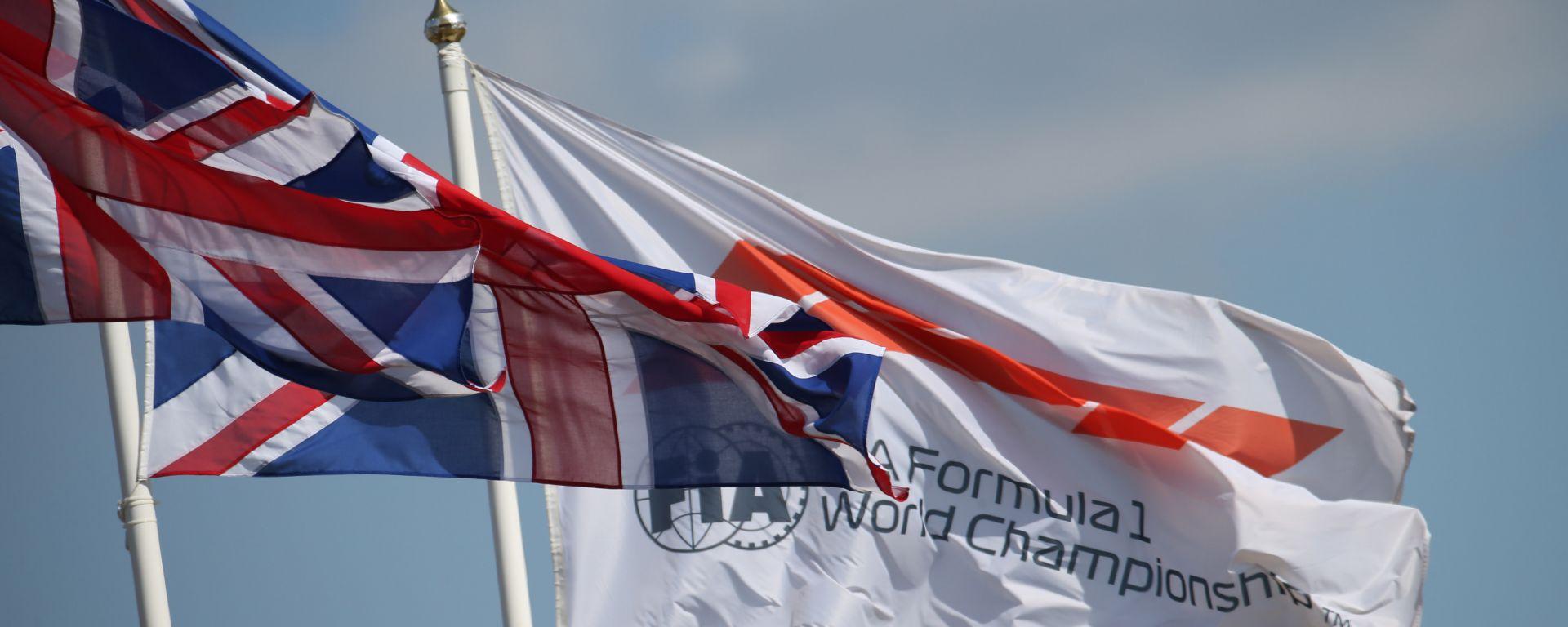 Formula 1, GP Gran Bretagna 2018
