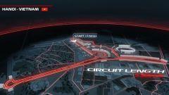 GP Vietnam: svelato il layout del circuito di Hanoi - Immagine: 2