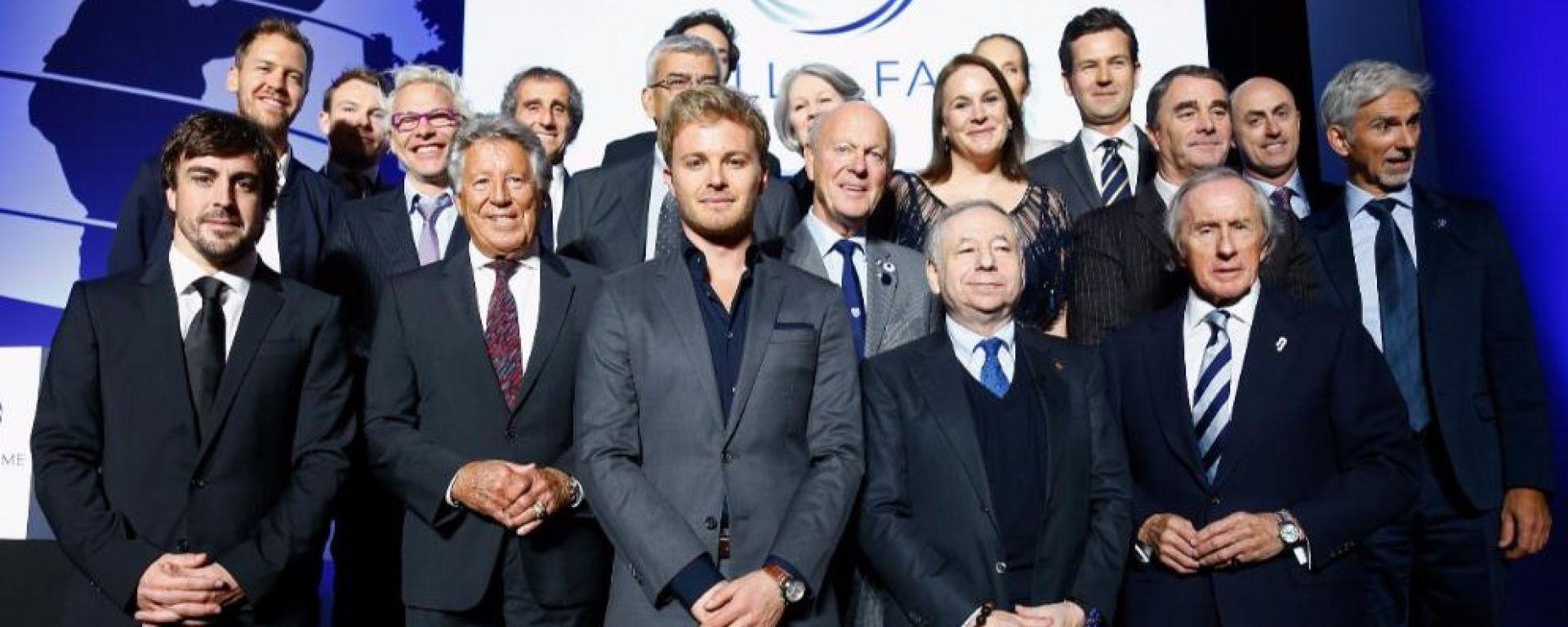 Formula 1 Hall of Fame
