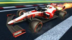 Formula 1 in Rocket League: la livrea Rocket League
