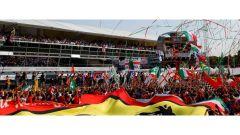 Formula 1, le parole del boss Carey preoccupanti per Silverstone, Interlagos e Monza