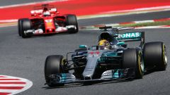 Formula 1, Lewis Hamilton e Sebastian Vettel