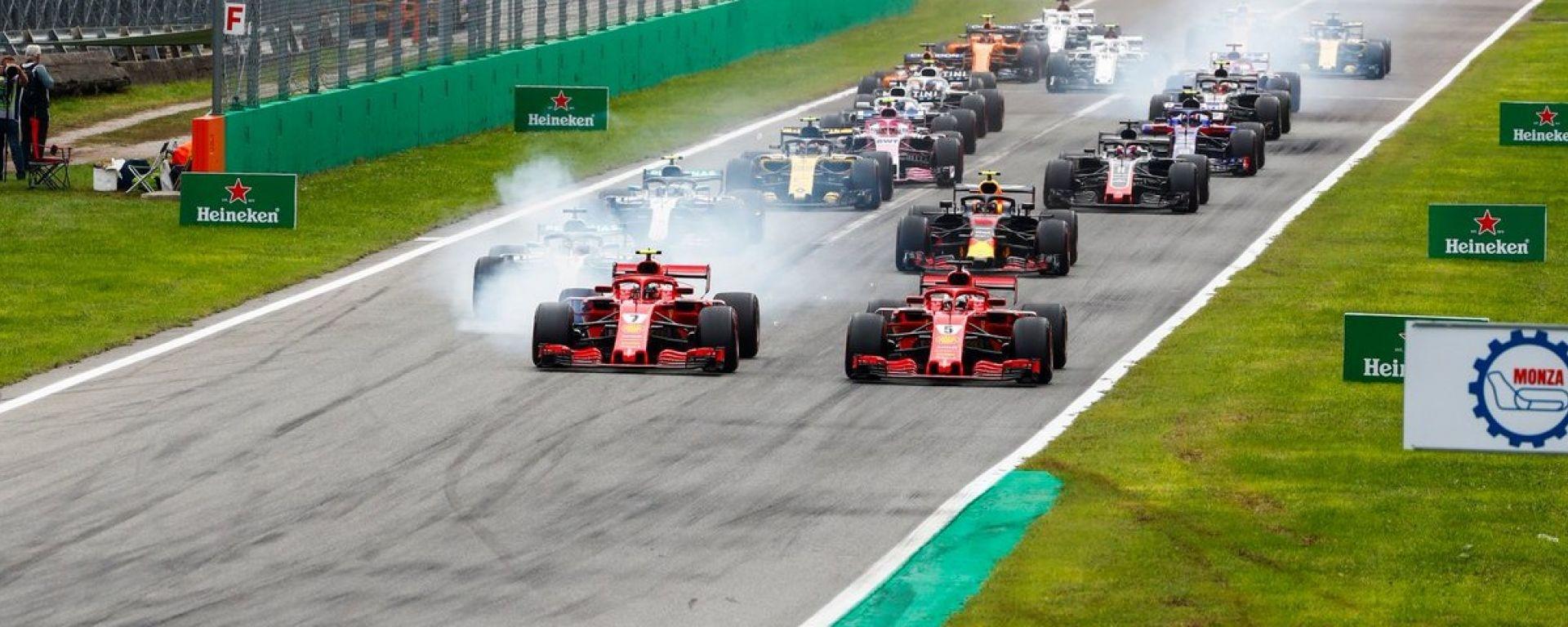 Formula 1, Monza vuole rifarsi il look in vista del centenario