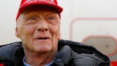 Niki Lauda sta meglio, Mercedes pubblica il suo videomessaggio