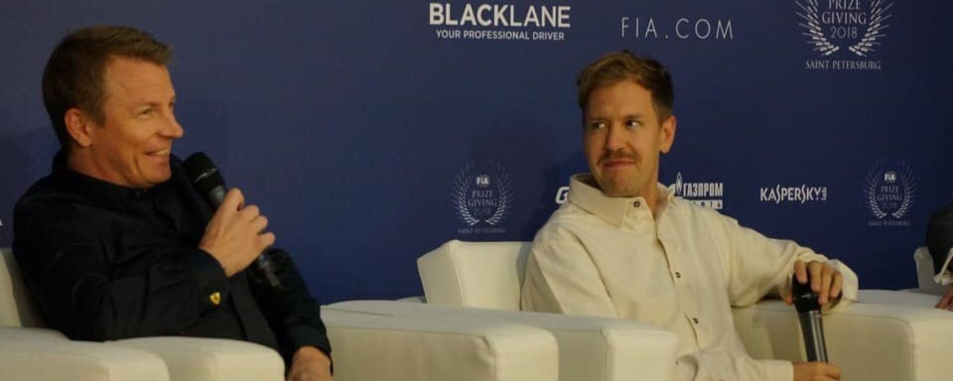 Per Raikkonen e Vettel è già 2019