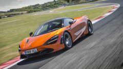 Formula 1 Pirelli Hot Laps, McLaren 720S