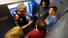Formula 1: Red Bull e Mobil 1, la forza di differenziarsi - Immagine: 4