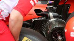 Formula 1, sistemi frenanti Brembo sulla Ferrari SF90