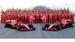 """Formula 1, Vettel scrive alla Ferrari: """"Restiamo uniti, siamo fantastici"""""""