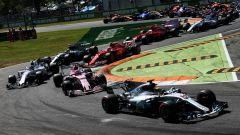 F1 2018: il calendario completo della prossima stagione 2018