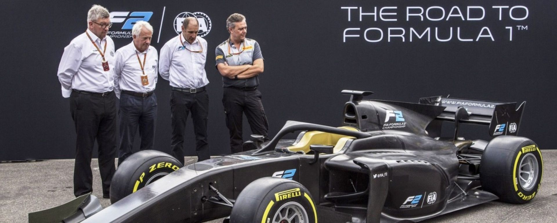 Formula 2 2018