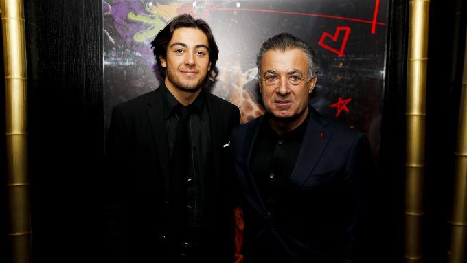 Formula 2, Giuliano e Jean Alesi