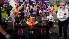 Formula 3, Macao GP, Juri Vips (Red Bull Junior Team) alla partenza