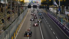 Formula 3, Macao GP, partenza