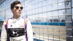 Formula E 2017-2018: Alex Lynn all'epoca della militanza in DS Virgin Racing