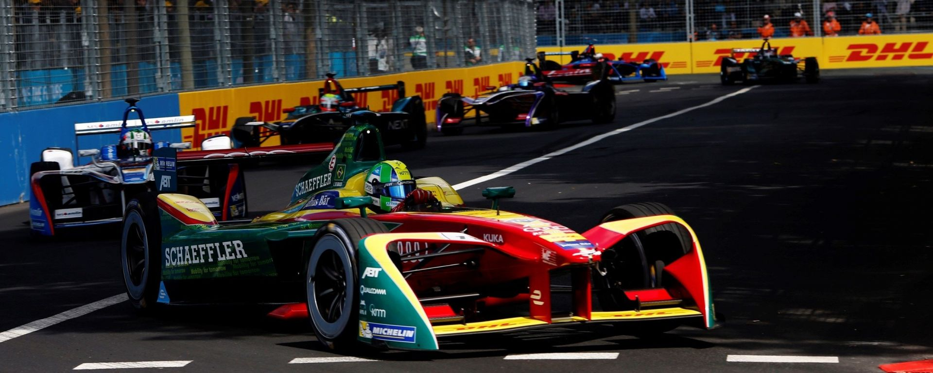Formula E 2017/2018 -  ePrix Roma