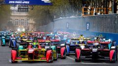 Formula e 2017/2018 - Parigi