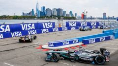 Formula E ePrix d'America New York 2017/2018