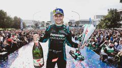 Formula E 2018-2019: Mitch Evans (Jaguar) vince l'ePrix di Roma