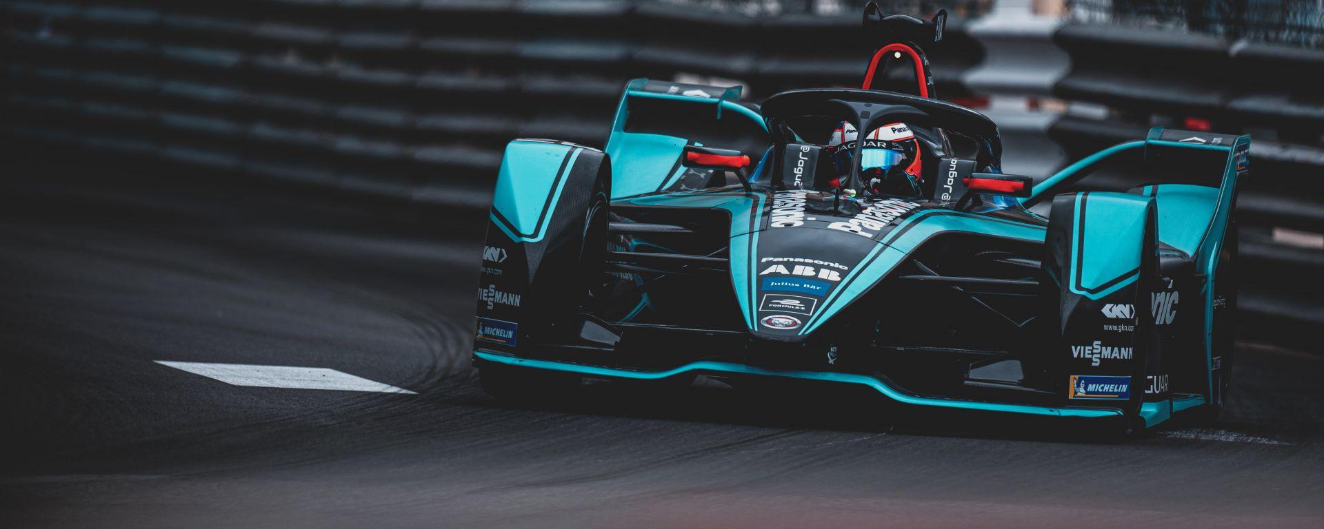 Formula E 2018-2019: Mitch Evans (Jaguar)