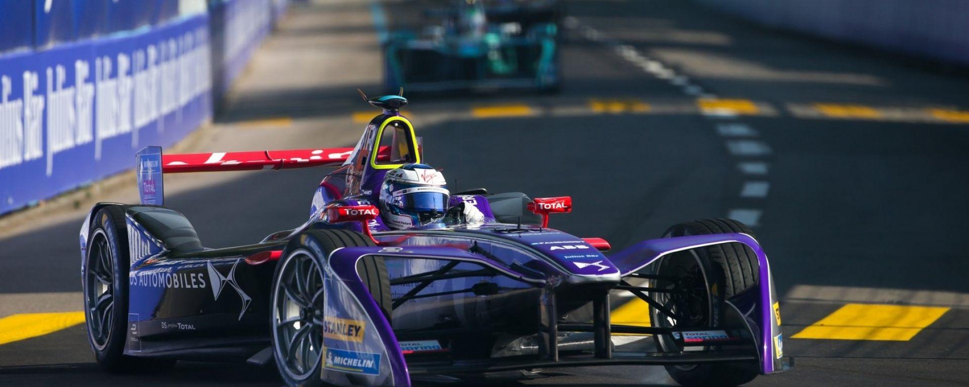 Formula E 2018: DS Virgin Racing ancora a podio nell'EPrix di Zurigo