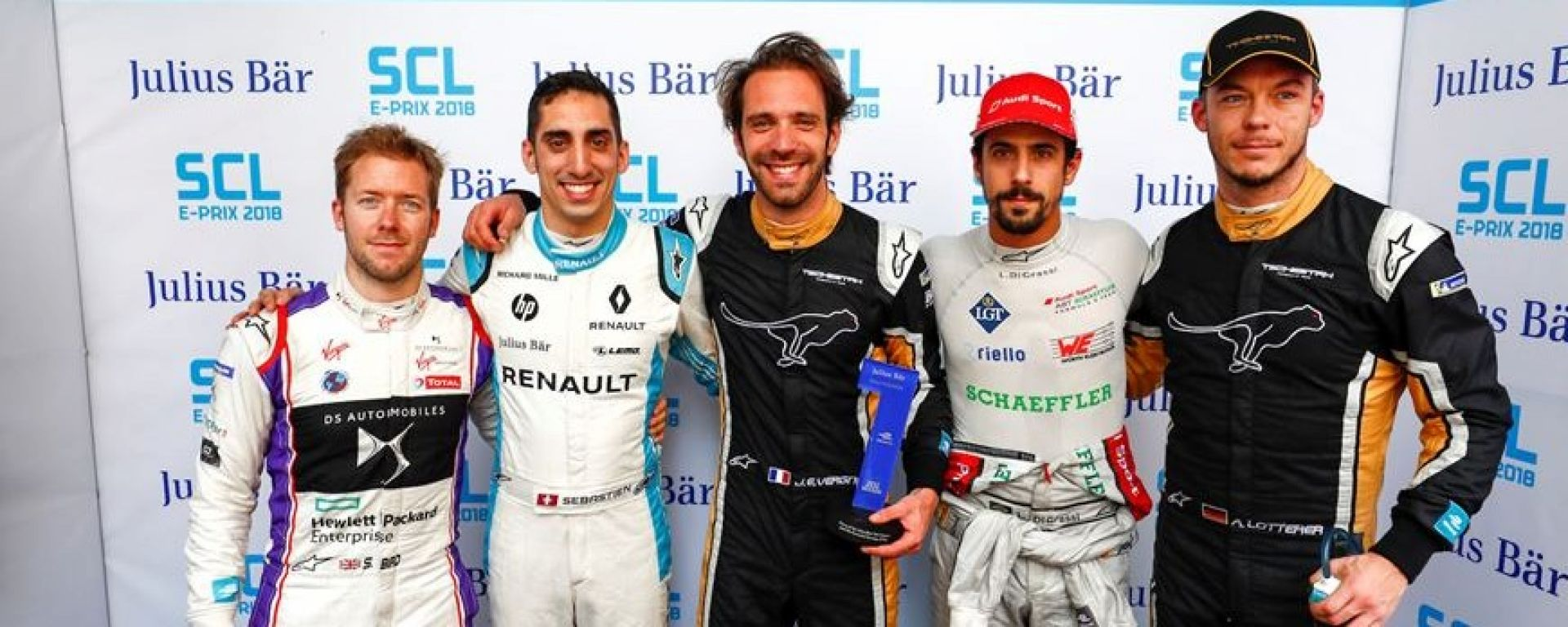 Formula E 2018: ePrix Santiago del Cile
