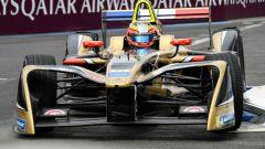 Formula E 2018, GP Parigi: e' Vergne - show con Teechetah - Immagine: 1