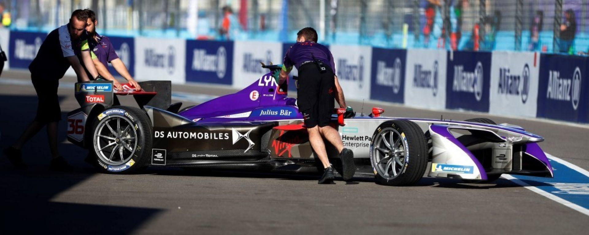 Formula E 2018: In Uruguay, DS Virgin raggiunge il podio