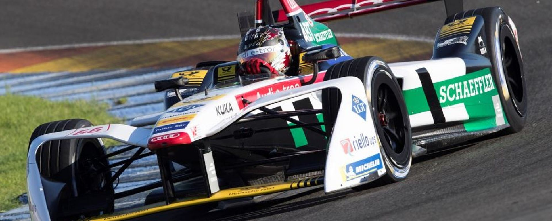 Formula E 2018: Lucas Di Grassi; che successo in Svizzera con Audi!