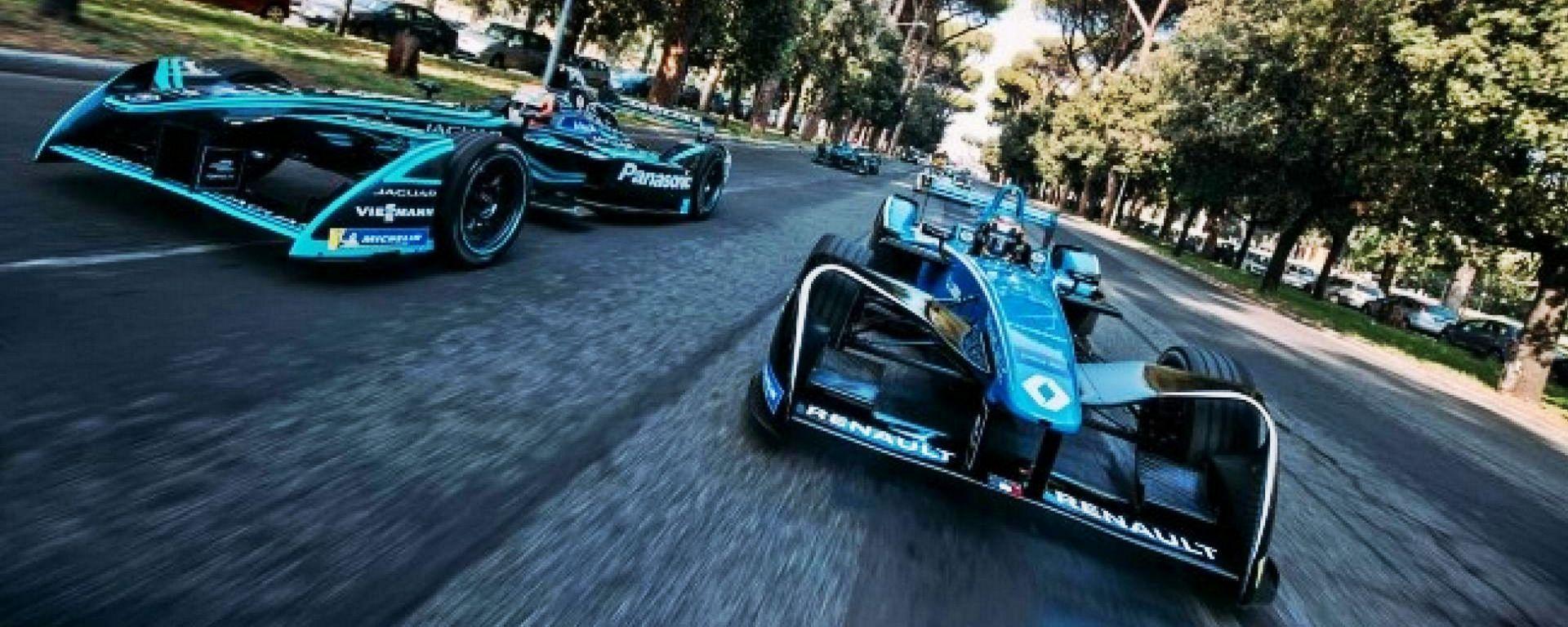 Formula E 2018, GP di Roma: biglietti e hotel tutto esaurito