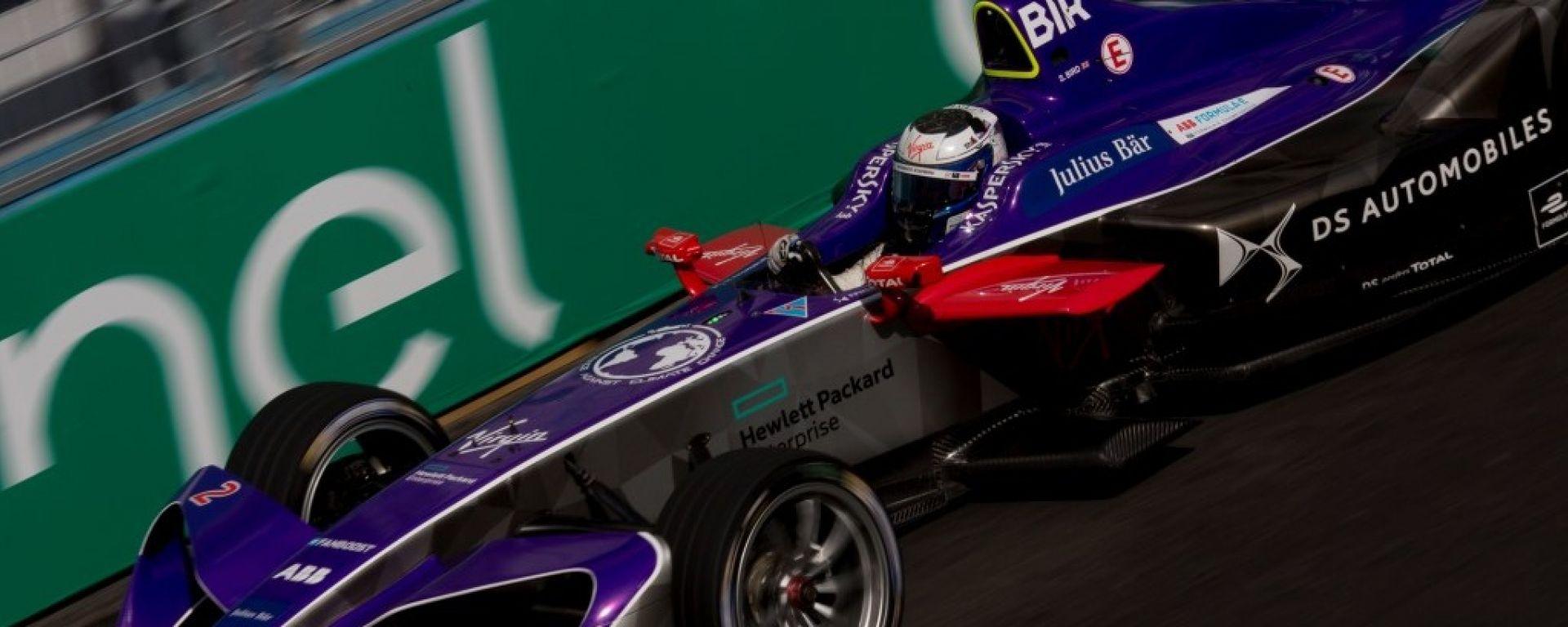 Formula E 2018: video riassunto E-Prix Santiago del Cile