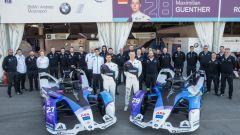 Formula E 2019-2020, Alexander Sims e Maximilian Gunther (Bmw i Andretti Motorsport)