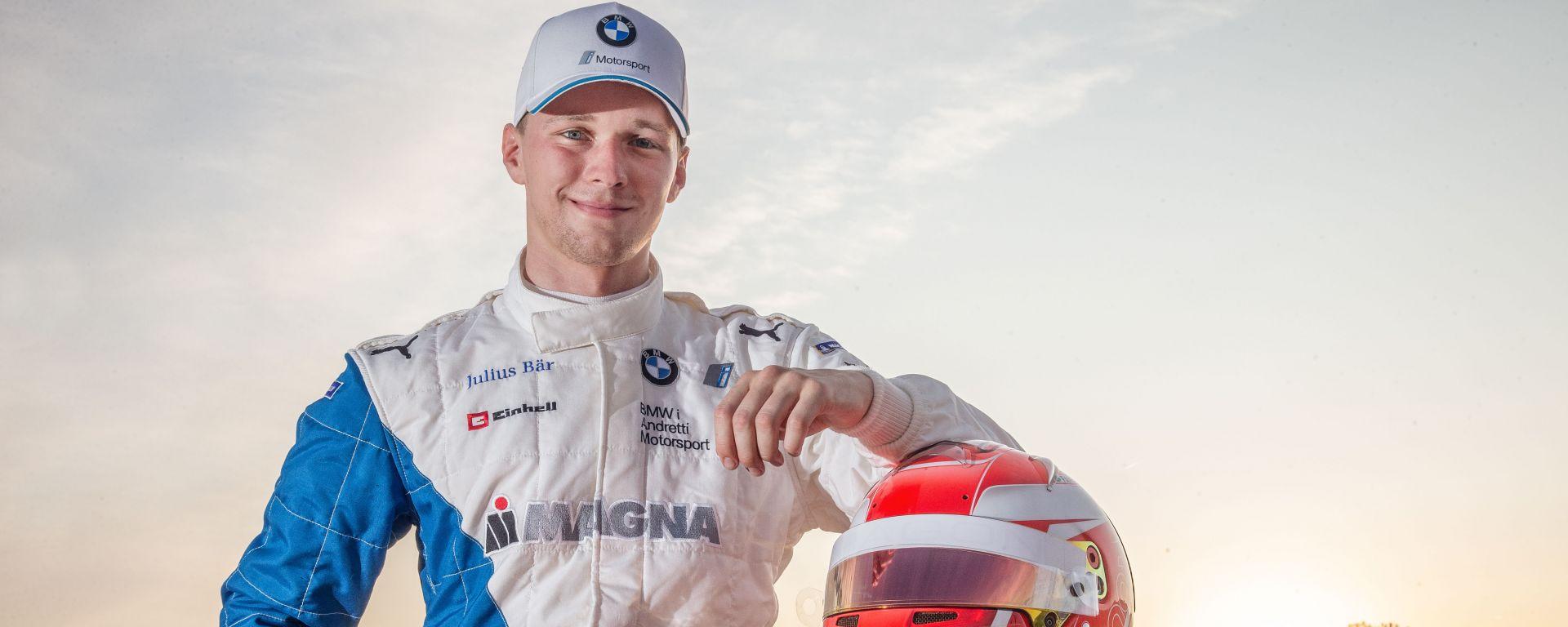 Formula E 2019-2020: Bmw i Andretti Motorsport annuncia l'arrivo di Maximilian Gunther