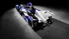 Formula E 2019-2020, Bmw iFE.20: vista 3/4 posteriore