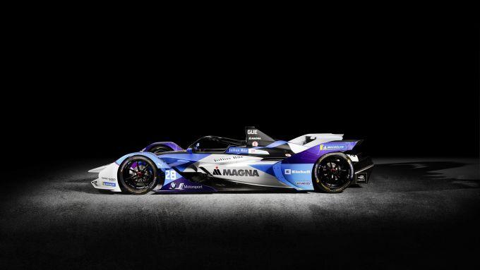 Formula E 2019-2020, Bmw iFE.20: vista laterale