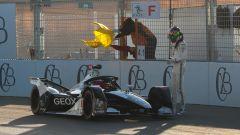 Formula E 2019-2020, ePrix Ad Diriyah: Nico Muller (Geox Dragon) a muro nella fase finale della qualifica-1