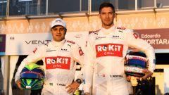 Formula E 2019-2020: Felipe Massa e Edoardo Mortara (Venturi Racing)