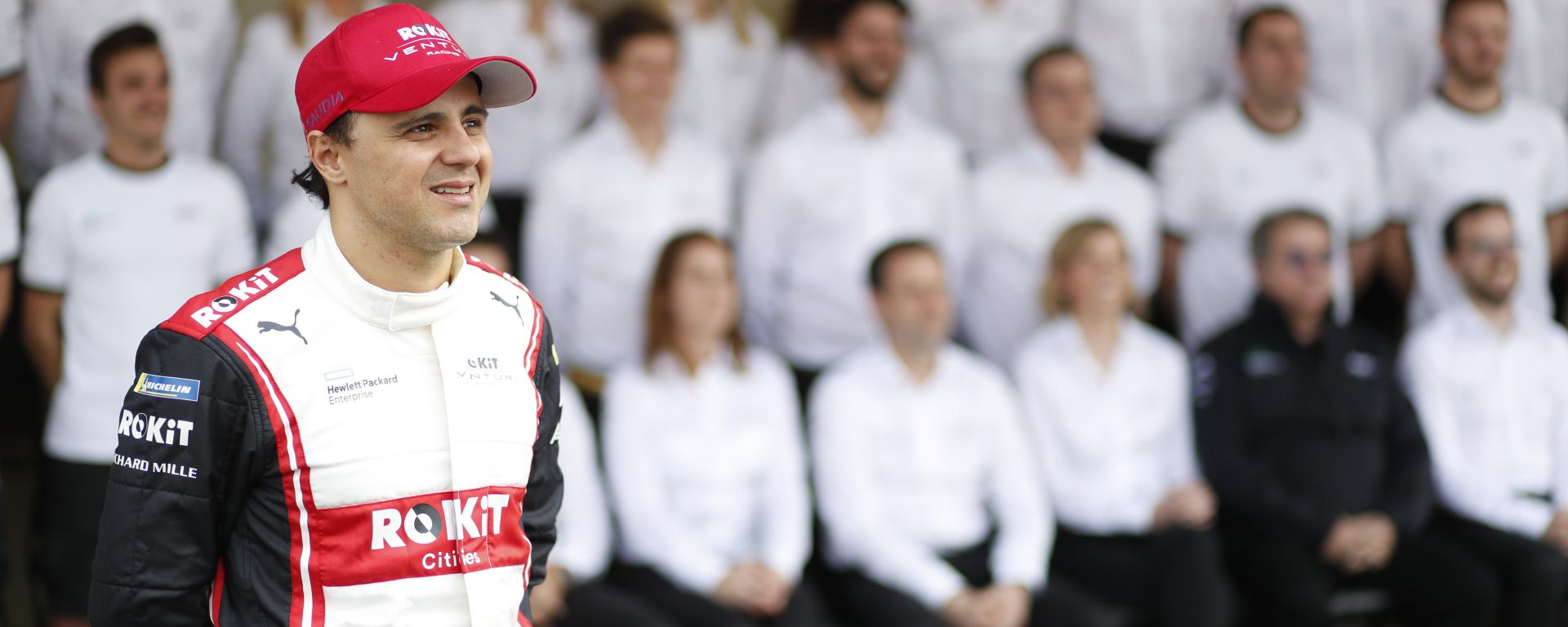 Formula E 2019-2020: Felipe Massa (Venturi Racing)