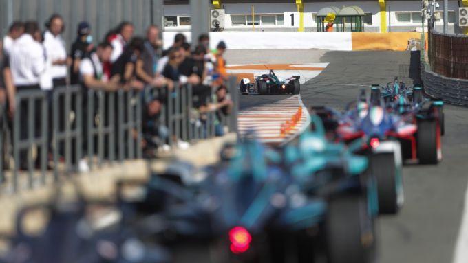 Formula E 2019-2020, i test sul circuito Ricardo Tormo di Valencia - 2