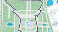 Formula E 2019-2020, il layout del circuito di Jakarta